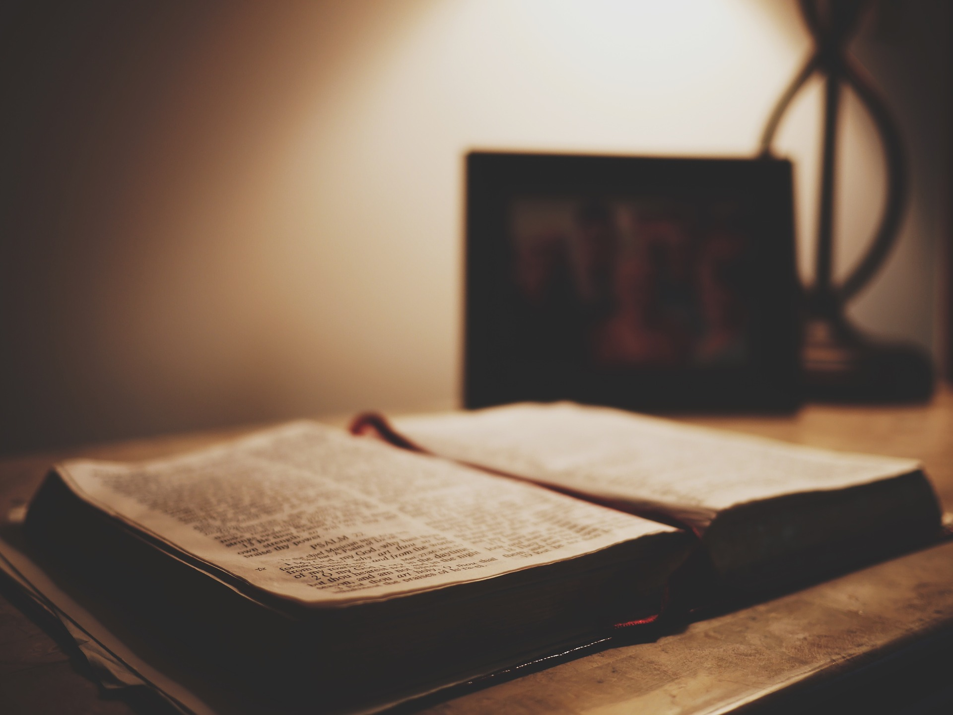 What is the Scripture?
